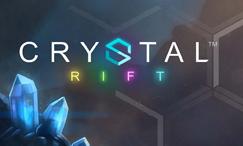 crystal rift online slot logo
