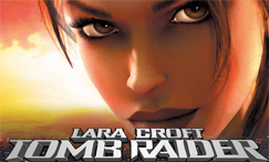 lara croft tomb raider logo