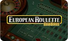european roulette gold logo