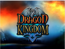 leovegas video slot dragon kingdom logo