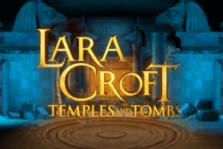 lara croft 2 slot logo