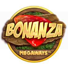 leovegas video slot bonanza megaways logo