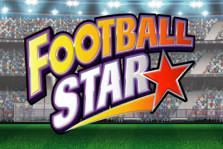 footbal star mobile casino slot logo