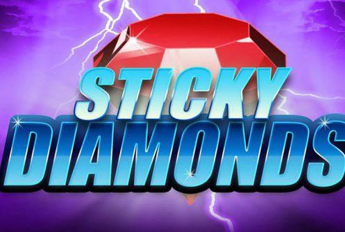 sticky diamond gamomat