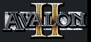 avalon 2 online slot logo