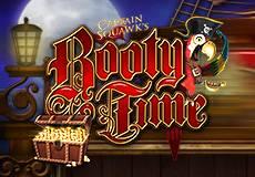 booty time online slot logo