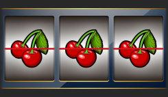 cherryred slot logo