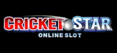 cricketstar online slot logo