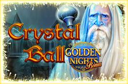 golden nights crystal ball gamomat