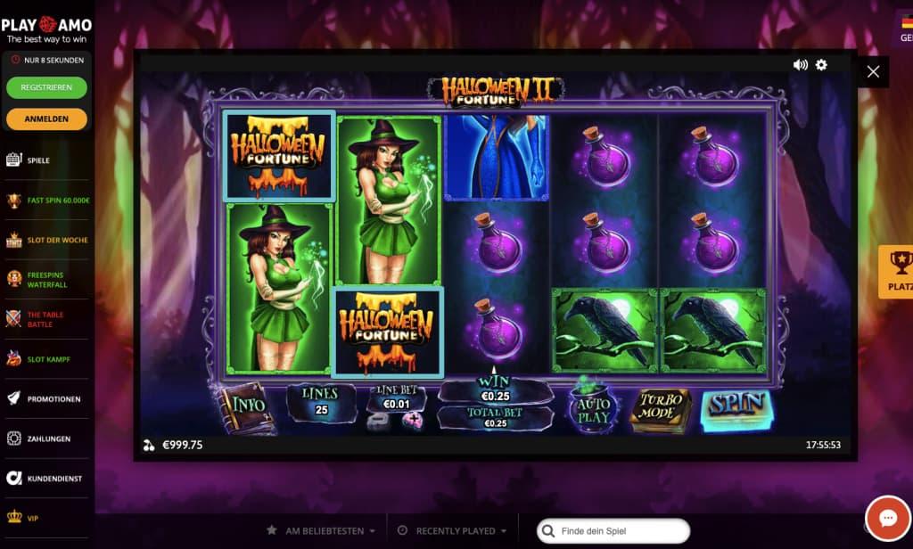 kostenlos halloween slot halloween fortune 2