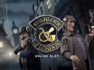 rabcat slot sherlock of london