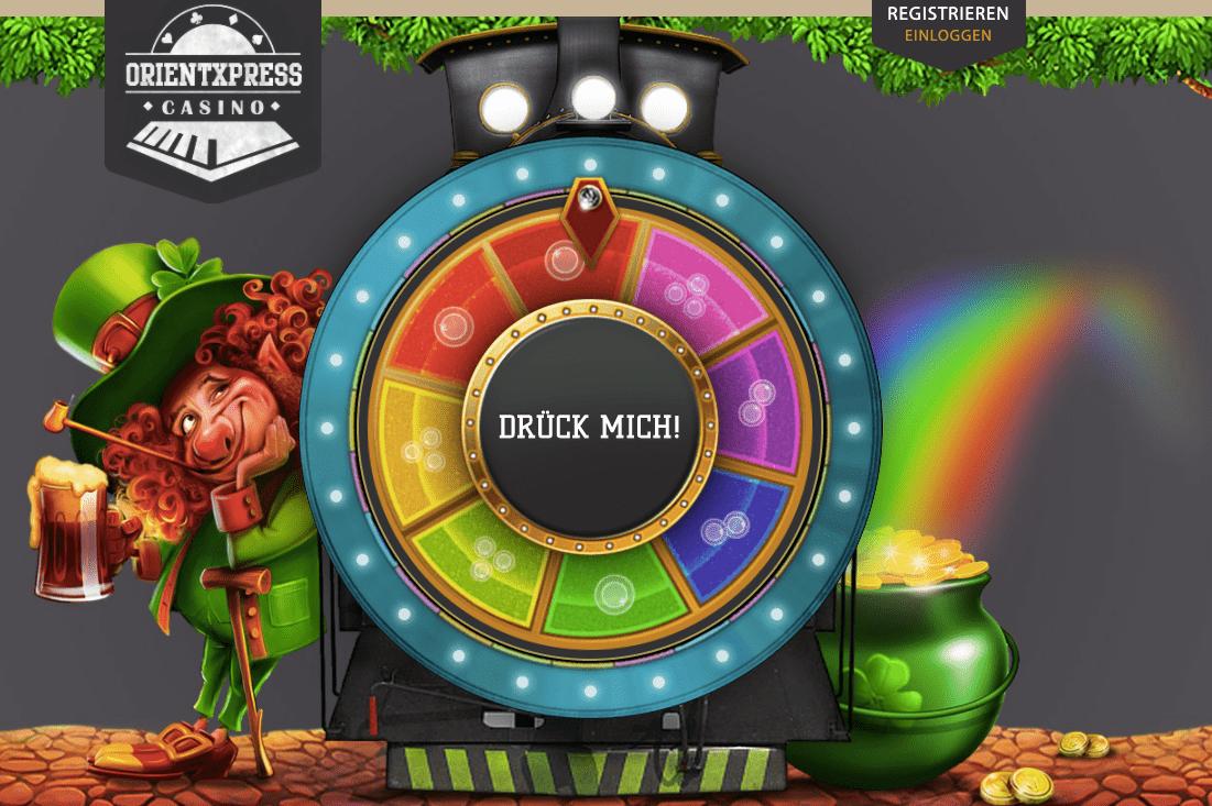 orientexpress wheel of fortune