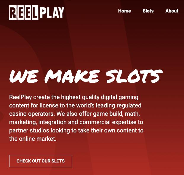 reelplay homepage
