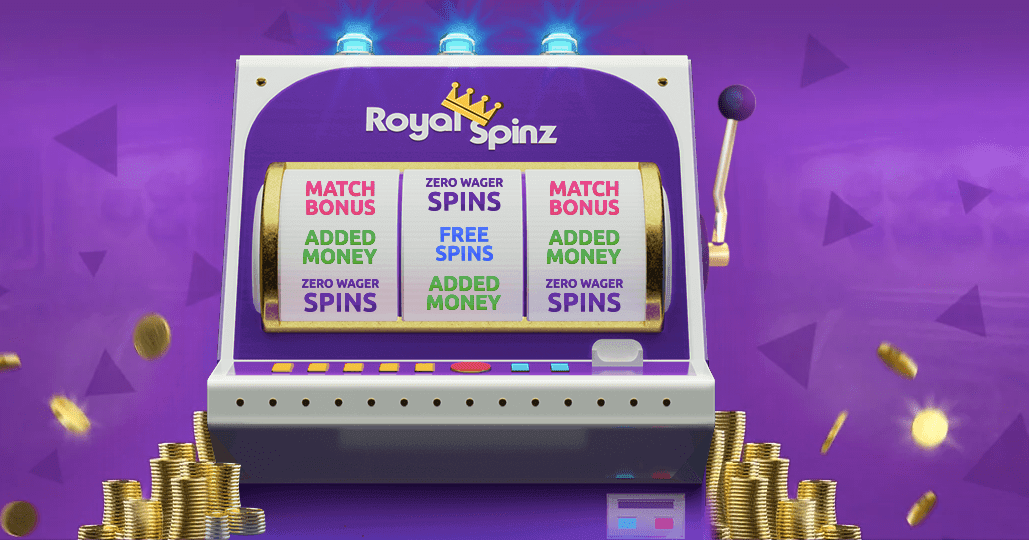 royalspinz wheel of fortune